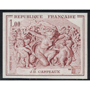 No1641a - JB CARPEAUX - NON DENTELE - COTE 90€.