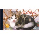 CHAT -CARNET DE 20 TIMBRES DIFERRENTS - GIBRALTAR.