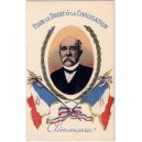 GEORGES CLEMENCEAU - CARTE NEUVE EDITION LEVY PARIS
