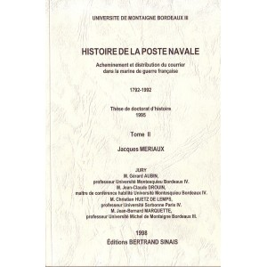 flophil 84 histoire de la poste navale tome ii jacques meriaux 1998. Black Bedroom Furniture Sets. Home Design Ideas
