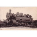 LES LOCOMOTIVES FRANCAISES - MACHINE 50 905 - CONSTRUITE EN 1913..