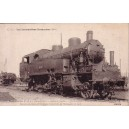 LES LOCOMOTIVES FRANCAISES - MACHINE 32-915 - CONSTRUITE EN 1918.