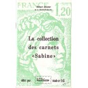 LA COLLECTION DES CARNETS SABINE - ROBERT ALTERIET - LE MONDE N°245.