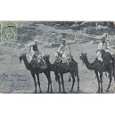 EGYPTE - CORR.D.ARMEES*PORT-SAID* SUR TYPE BLANC DE PORT-SAID - 29-12-1910.